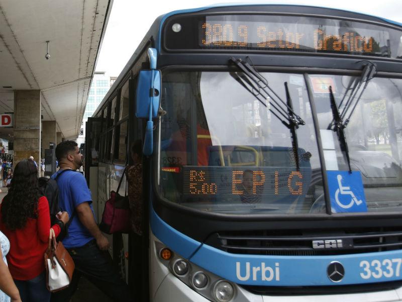 transporte público no Brasil