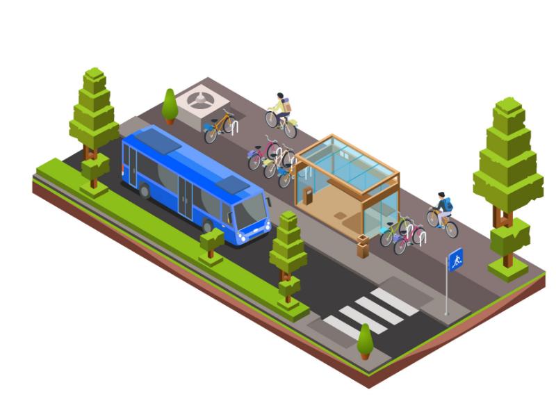 Apenas 40% das capitais brasileiras têm plano de mobilidade urbana