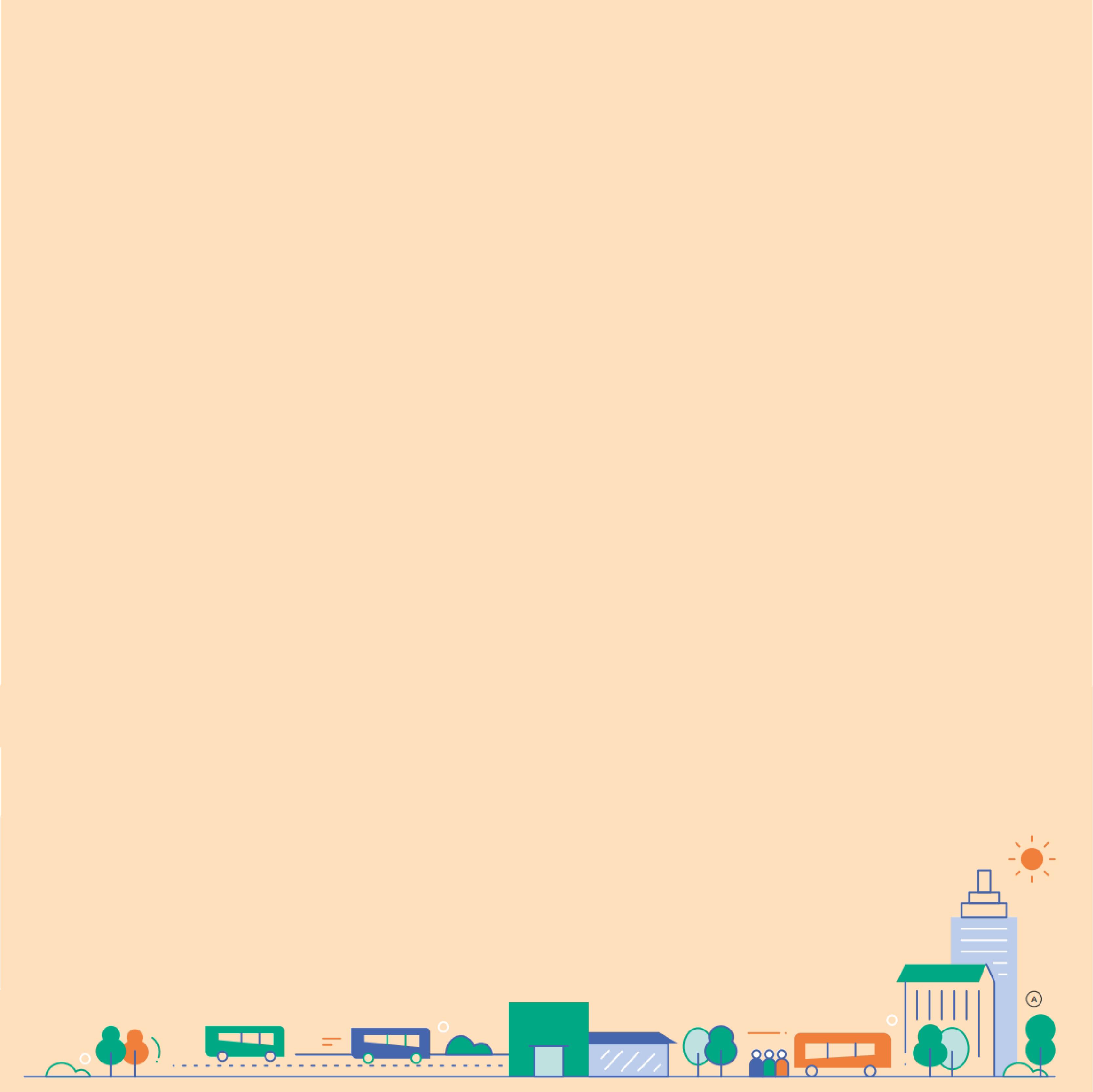 O transporte público passou a ter prioridade com a lei da Política Nacional de Mobilidade Urbana