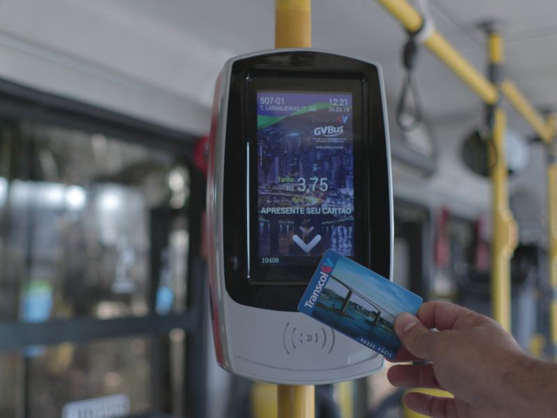 Passageiros têm poucos dias para atualizar cartão validador transcol
