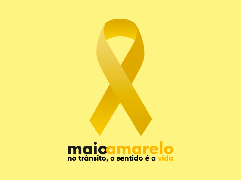 b9b04b42532 Maio Amarelo: Empresas se engajam na campanha anual do Observatório  Nacional de Segurança Viária e