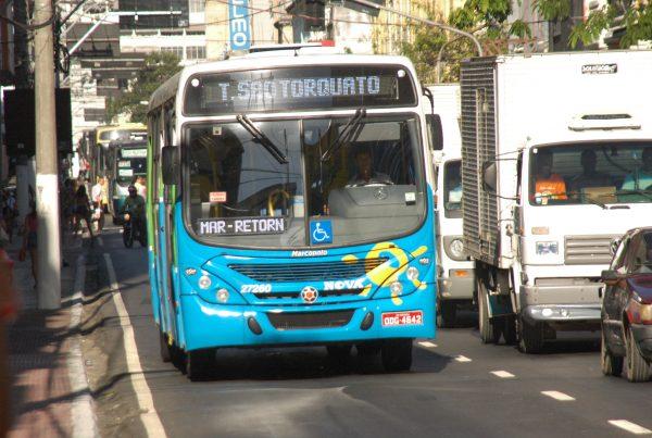 Aumento de casos da Covid-19 não tem relação com o uso dos ônibus, apontou estudo da NTU