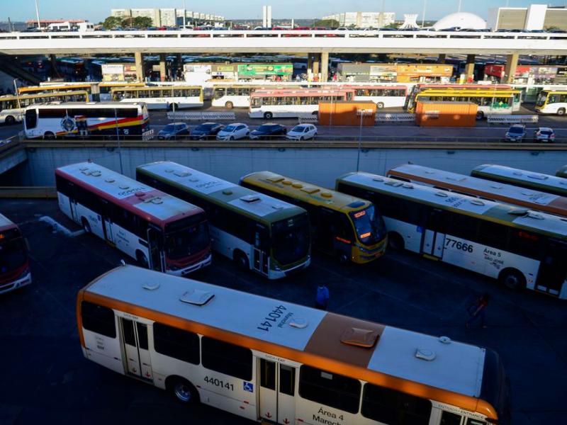 32 milhões de pessoas deixaram de usar o transporte público durante a pandemia do novo coronavírus