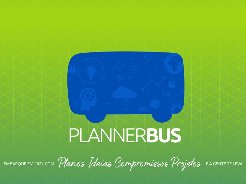 Baixe grátis o Planner GVBus ou Passageiro Cidadão e comece a organizar os projetos de 2021
