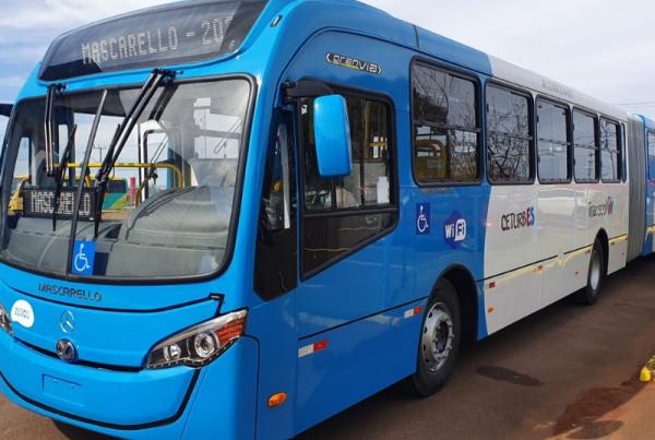 Um total de 300 novos ônibus foram entregues aos consórcios operadores no primeiro semestre deste ano. Os coletivos são destinados à renovação de frota do Sistema Transcol.
